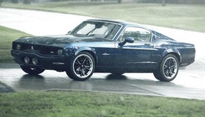 The Equus Bass 770 was debuted at the North American International Auto Show this week.