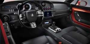 Check out the interior of the Equus Bass 770. Pretty nice for a muscle car, right?